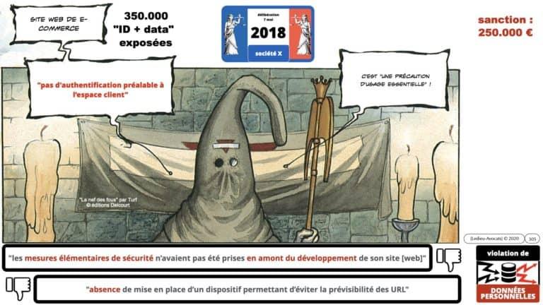 306 RGPD et jurisprudence e-Privacy données-personnelles 16:9 ©Ledieu-Avocats 05-10-2020 formation Les Echos Lamy Conference.305