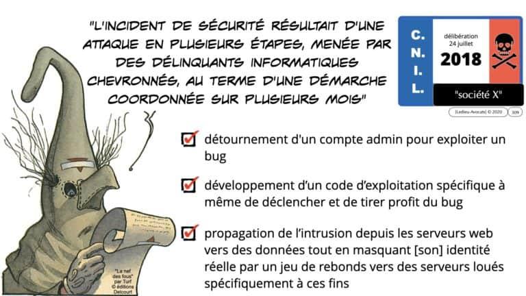 306 RGPD et jurisprudence e-Privacy données-personnelles 16:9 ©Ledieu-Avocats 05-10-2020 formation Les Echos Lamy Conference.309