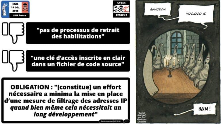 306 RGPD et jurisprudence e-Privacy données-personnelles 16:9 ©Ledieu-Avocats 05-10-2020 formation Les Echos Lamy Conference.313