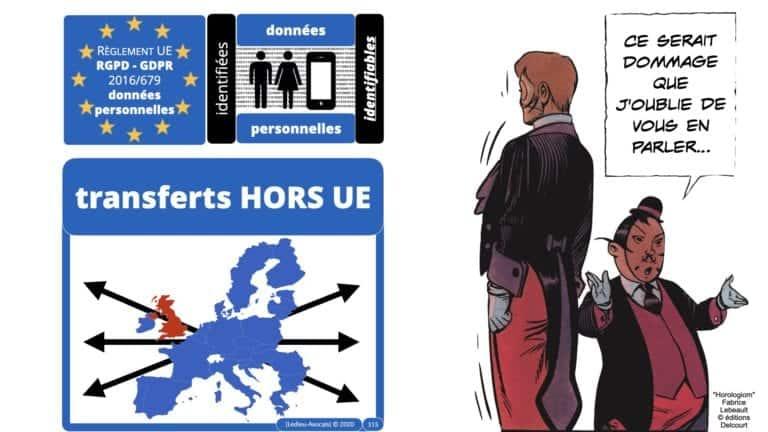 306 RGPD et jurisprudence e-Privacy données-personnelles 16:9 ©Ledieu-Avocats 05-10-2020 formation Les Echos Lamy Conference.315