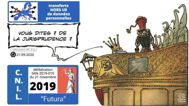 306 RGPD et jurisprudence e-Privacy données-personnelles 16:9 ©Ledieu-Avocats 05-10-2020 formation Les Echos Lamy Conference.321