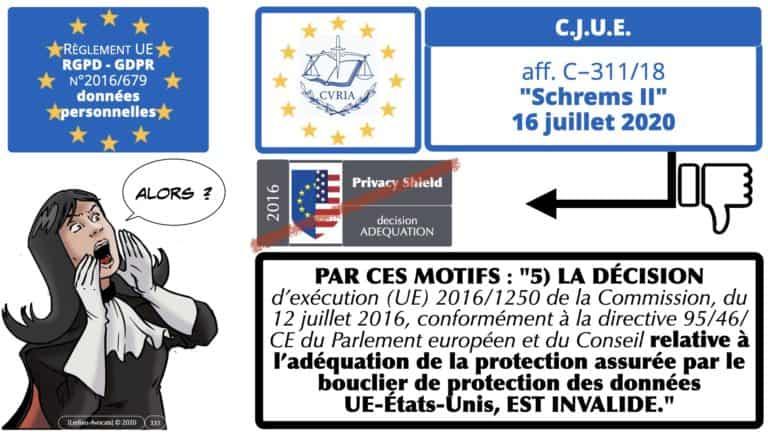 306 RGPD et jurisprudence e-Privacy données-personnelles 16:9 ©Ledieu-Avocats 05-10-2020 formation Les Echos Lamy Conference.331