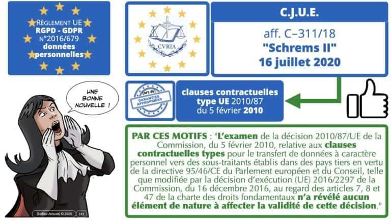 306 RGPD et jurisprudence e-Privacy données-personnelles 16:9 ©Ledieu-Avocats 05-10-2020 formation Les Echos Lamy Conference.333