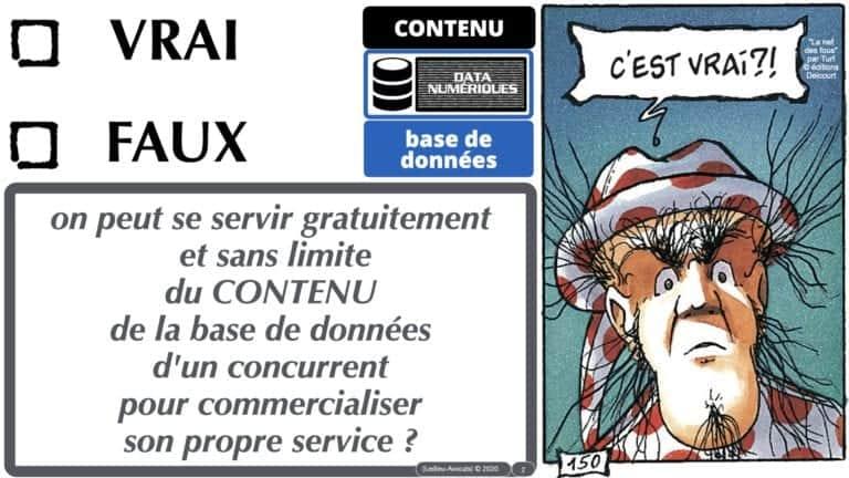 308 #EGE le droit de l'UE des bases de données *16:9* © Ledieu-avocat 21-10-2020.002