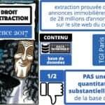 308 #EGE le droit de l'UE des bases de données *16:9* © Ledieu-avocat 21-10-2020.034
