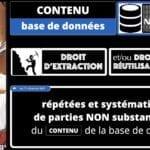 308 #EGE le droit de l'UE des bases de données *16:9* © Ledieu-avocat 21-10-2020.036