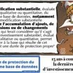 308 #EGE le droit de l'UE des bases de données *16:9* © Ledieu-avocat 21-10-2020.045