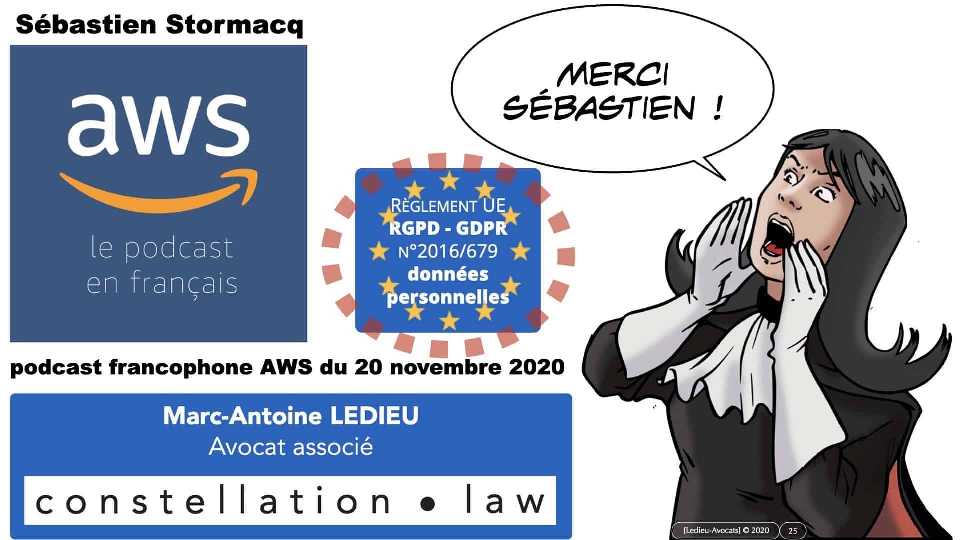 312 AWS PODCAST RGPD [20-11-2020] *16:9* © Ledieu-Avocats MERCI SEBASTIEN !