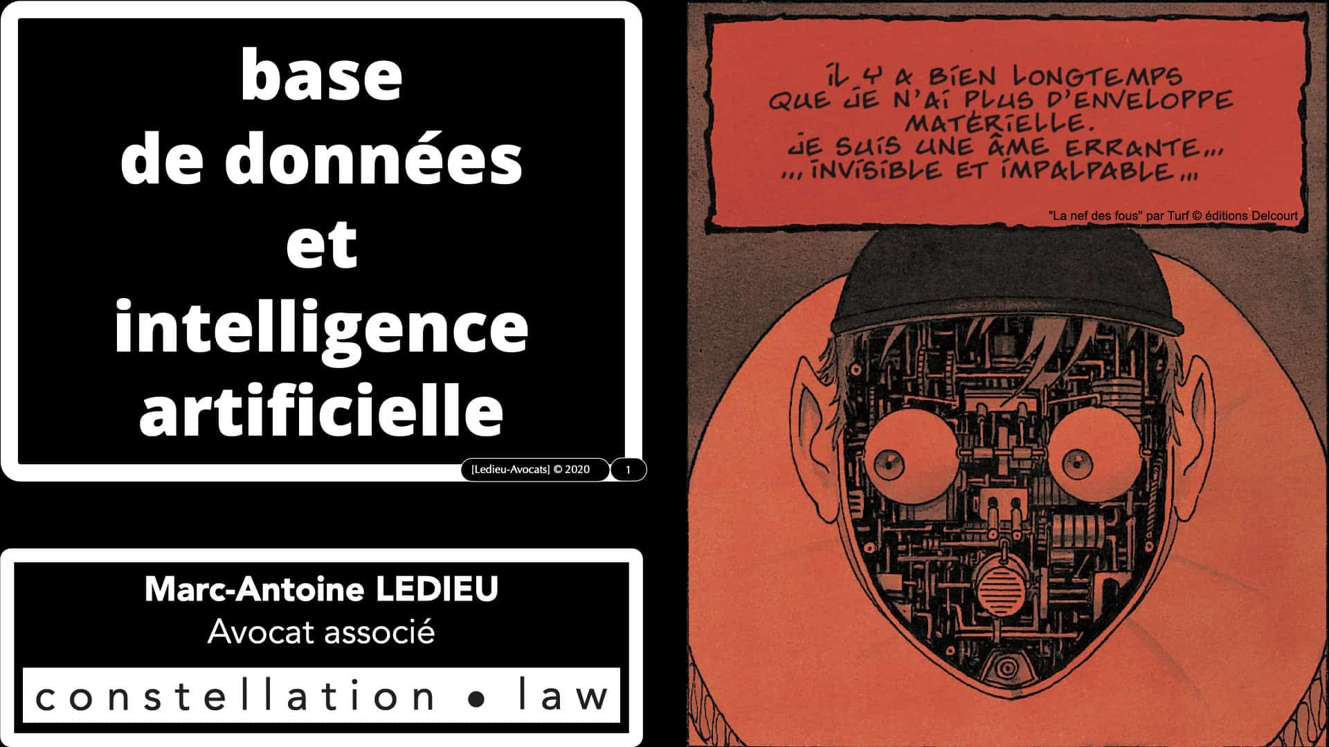 deep learning intelligence artificielle [M2 Droit du Numérique]