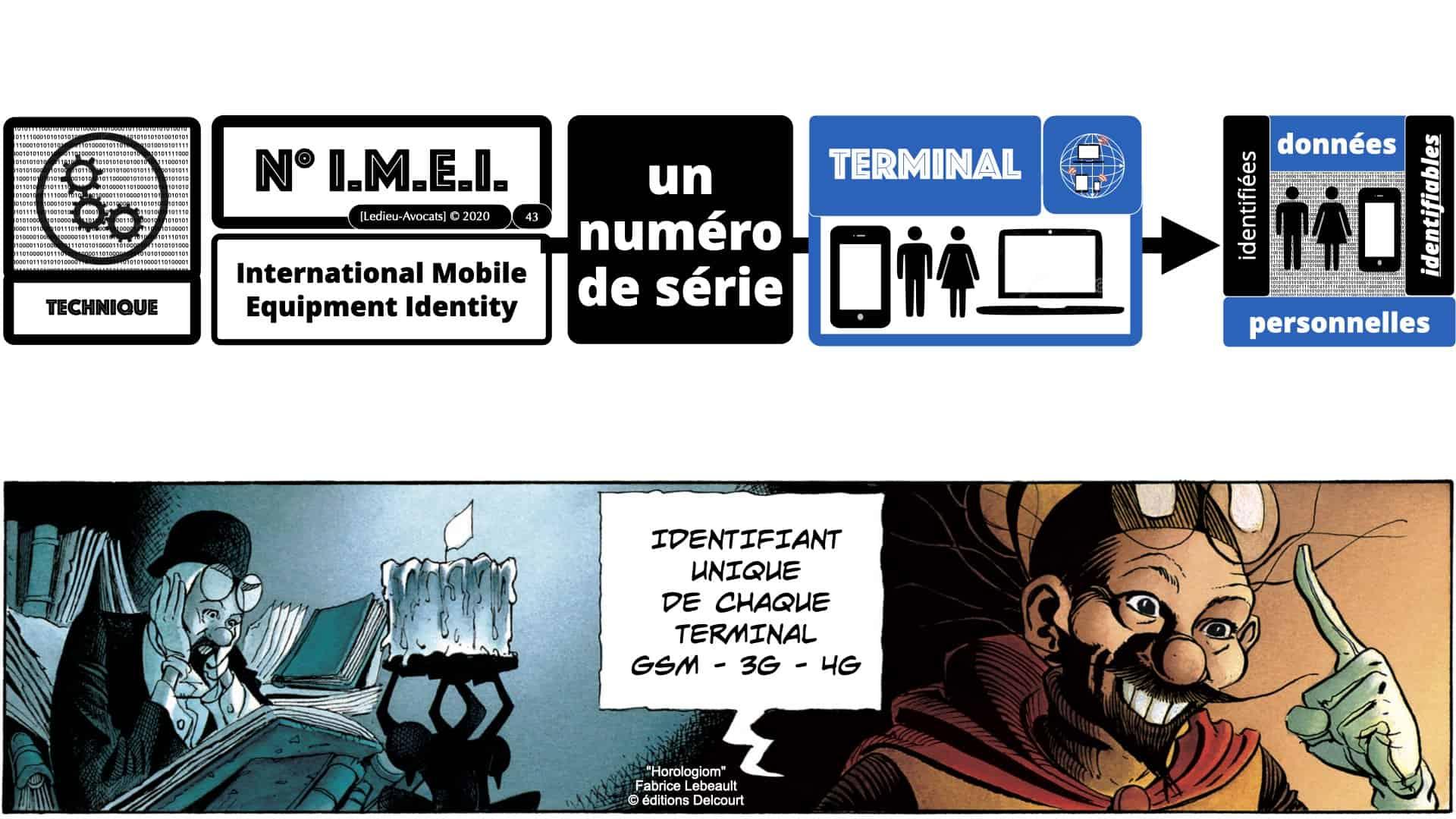 métadonnées données personnelles : identifier un terminal avec son numéro IMEI