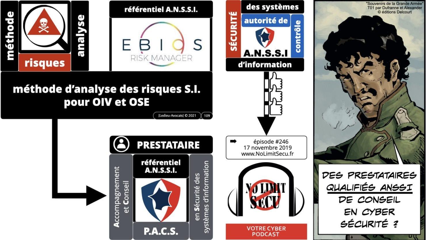 342 cyber sécurité #2 OIV OSE analyse risque EBIOS RM © Ledieu-avocat 15-07-2021.109